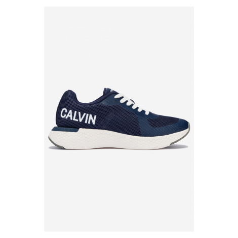 Calvin Klein Boty Amos Mesh/Hf Nvy