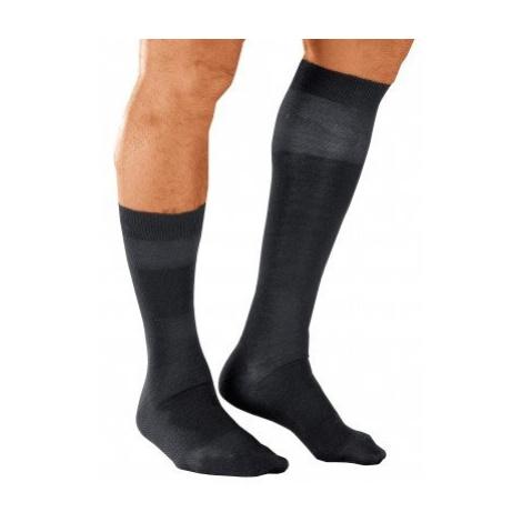 Blancheporte Ponožky s masážním efektem, 60 % vlna, 2 páry šedá