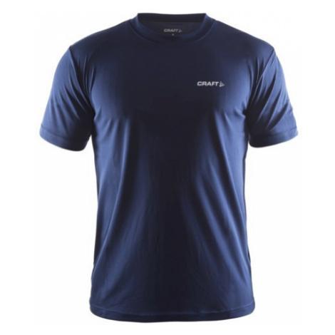 Pánské tričko CRAFT Prime tmavě modrá