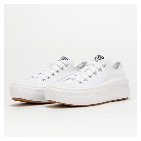 Converse Chuck Taylor All Star Move OX white / white / white eur 37