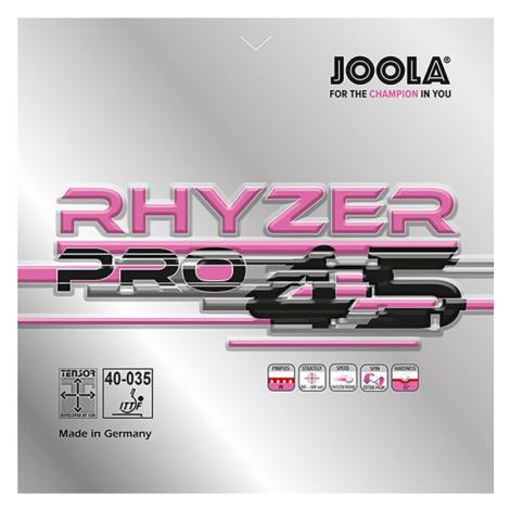 Potah Joola Rhyzer Pro 45 červená MAX