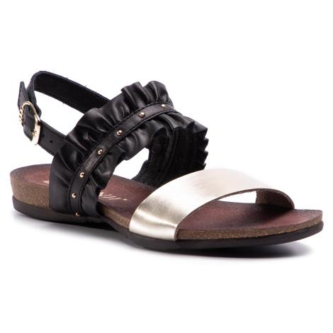 Sandály CARINII - B5024 F55-E50-000-B02