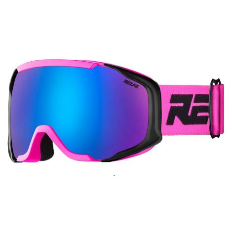 Brýle Relax DE-VIL HTG65F - růžová/modrá