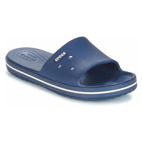 Crocs CROCBAND III SLIDE Modrá