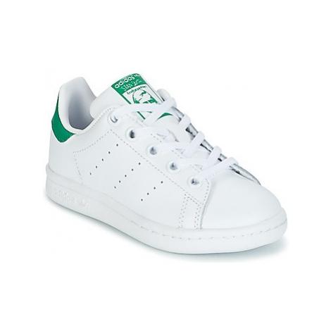 Adidas STAN SMITH C Bílá