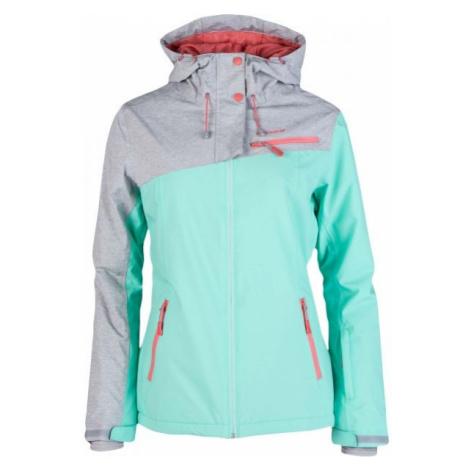 Arcore AKIRA zelená - Dámská lyžařská bunda