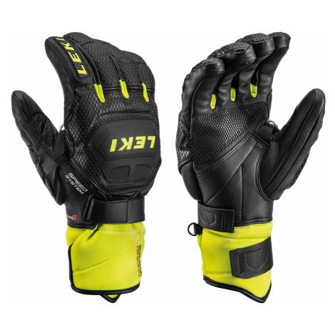 Lyžařské rukavice Leki WORLDCUP RACE FLEX S SPEED SYSTEM černá