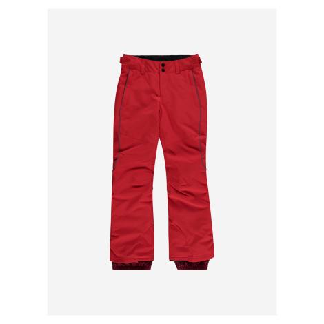 Charm Kalhoty dětské O'Neill Červená