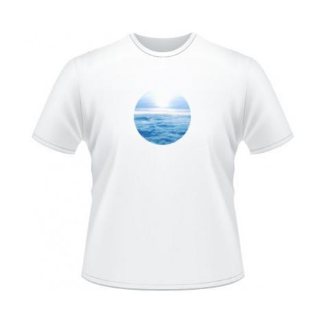 Pánské tričko na tělo Nebe