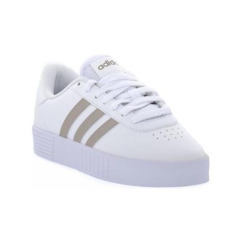 Adidas COURT BOLD Bílá