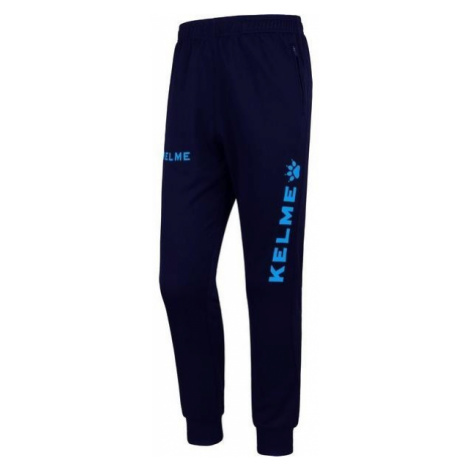 Dětské kalhoty Kelme Long Pant Tmavě modrá / Modrá
