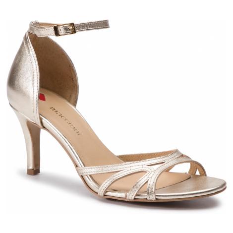 Sandály MACCIONI - 913.450.8215 Zlatá