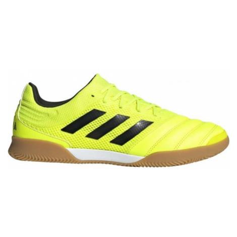 adidas COPA 19.3 IN SALA žlutá - Pánské sálové kopačky