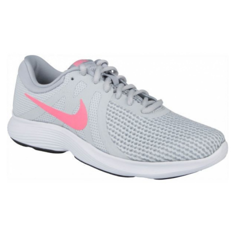Nike REVOLUTION 4 šedá - Dámská běžecká obuv