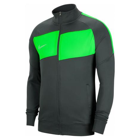 Tréninková bunda Nike Academy Pro Tmavě šedá / Zelená