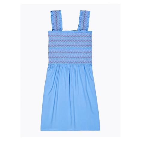 GATE Nabírané letní šaty