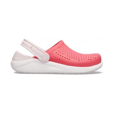 dámské pantofle Crocs Literide Clog Pearl White/White