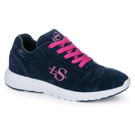 LOAP RISETA Dámská volnočasová obuv CSL2157M02A Med Blue | White