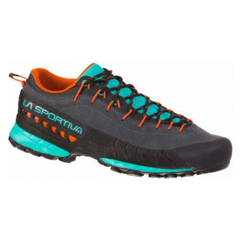 Dámské boty La Sportiva TX4 Woman carbon/aqua EU