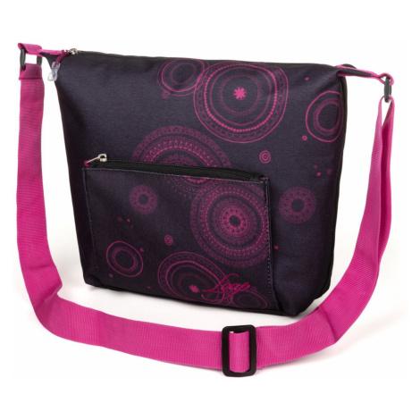 SONEA fashion handbag black LOAP