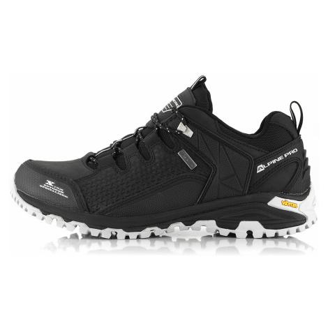 ALPINE PRO TRIGLAV 4 Unisex outdoor obuv UBTR202990 černá