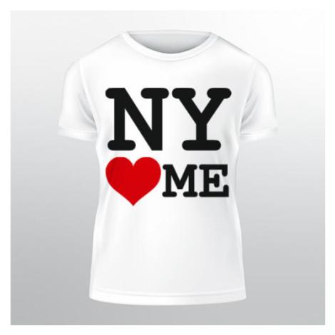 Pánské tričko Classic Heavy NY loves me
