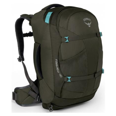 OSPREY Fairview 40 Cestovní taška 2v1 OSP2106044401 misty grey