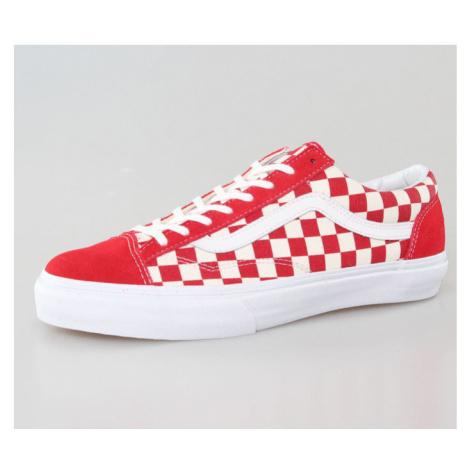 VANS Style 36 (Golden Coast) Červená Bílá
