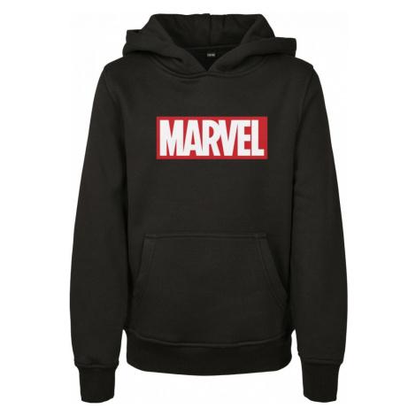 Kids Marvel Logo Hoody Mister Tee