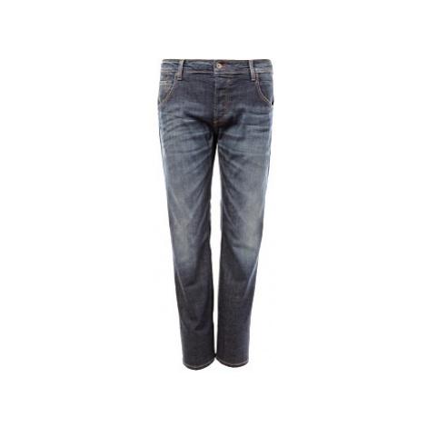 Pánské jeans Mustang Michigan Straight modré
