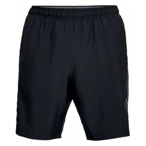 Pánské šortky Under Armour Woven Graphic Black/Zinc Gray