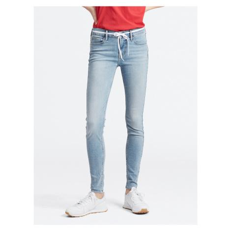 710™ Super Skinny Jeans Levi's® Modrá Levi´s