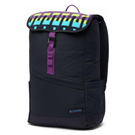 Batoh Columbia Falmouth™ L Backpack - černá/fialová UNI