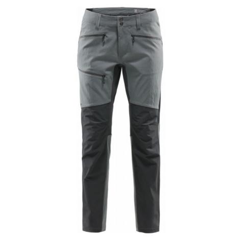 Pánské kalhoty Haglöfs Rugged Flex Pant Men magnetite/true black