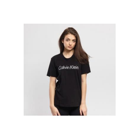 Calvin Klein SS Crew Neck C/O černé
