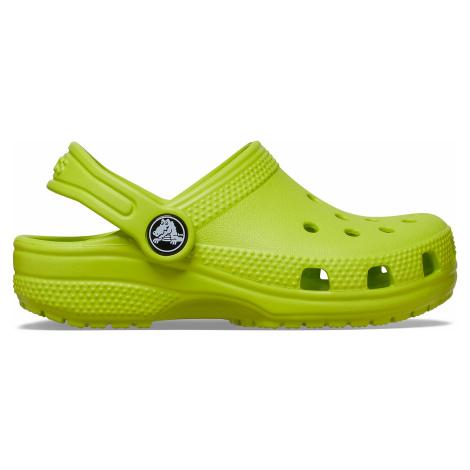 Crocs Classic Clog K Lime Punch C6