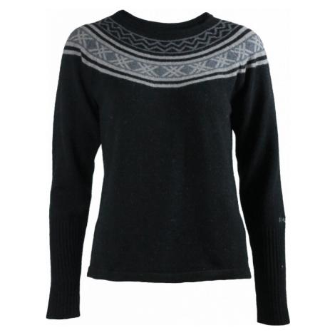 Dámský vlněný svetr Skhoop Greta black