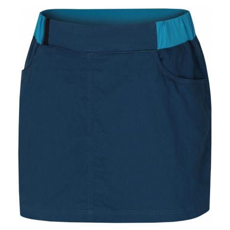 HANNAH TURANA Dámská sukně 10003117HHX01 Blue coral