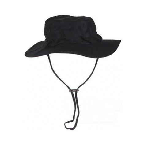 Klobouk MFH® US GI Bush Hat Rip Stop - černý Max Fuchs