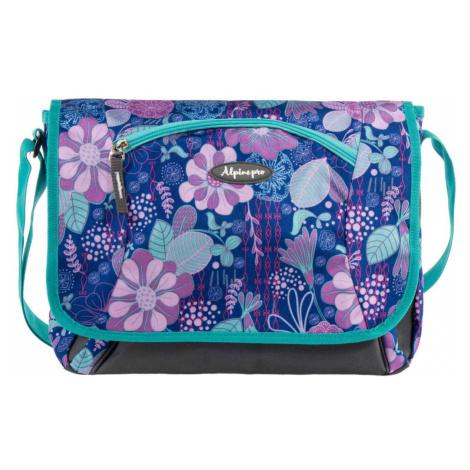 ALPINE PRO CHANA Dámská taška LBGN041679G Blue iris UNI