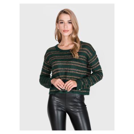 Luxbretone Svetr Pepe Jeans Zelená