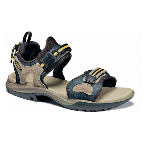 UNI sandály ASOLO Scrambler moss/black