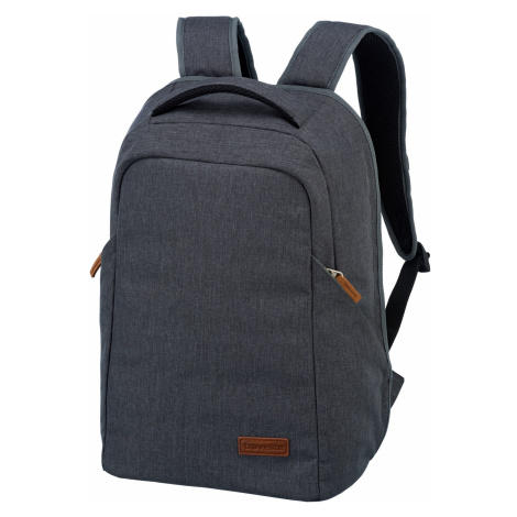 Travelite Basics Safety Backpack Anthracite