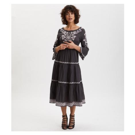 Šaty Odd Molly The Ideal Dress - Černá