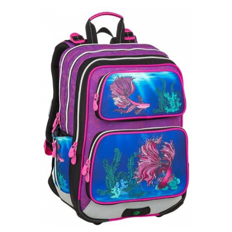 Bagmaster Školní batoh GALAXY 9 C 17 l
