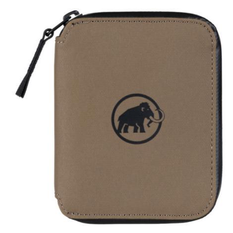 Peněženka Mammut Seon Zip Wallet Barva: hnědá