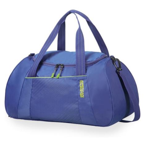 American Tourister Cestovní taška Urban Groove 36,5 l - modrá