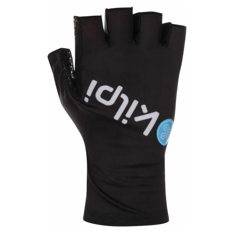 KILPI Cyklistické rukavice TIMIS-U KU0045KIBLK Černá
