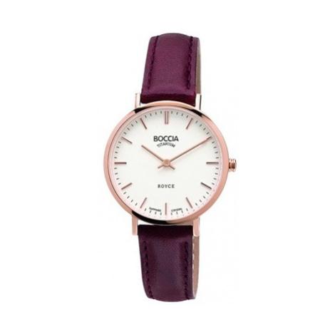 BOCCIA 3246-02, Dámské náramkové hodinky Boccia Titanium