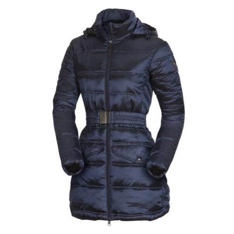 Northfinder PRIJANA tmavě modrá S - Dámský kabát